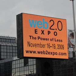 Web 2.0 Expo, New York