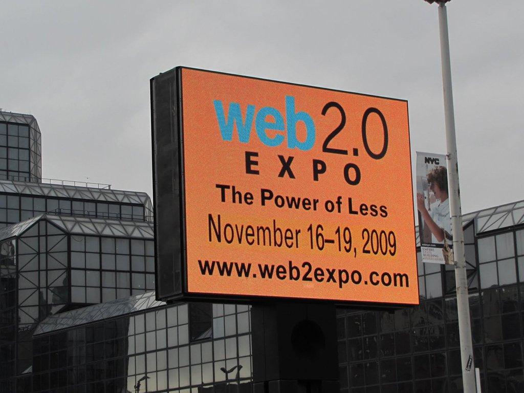 Web 2.0 Expo, New York