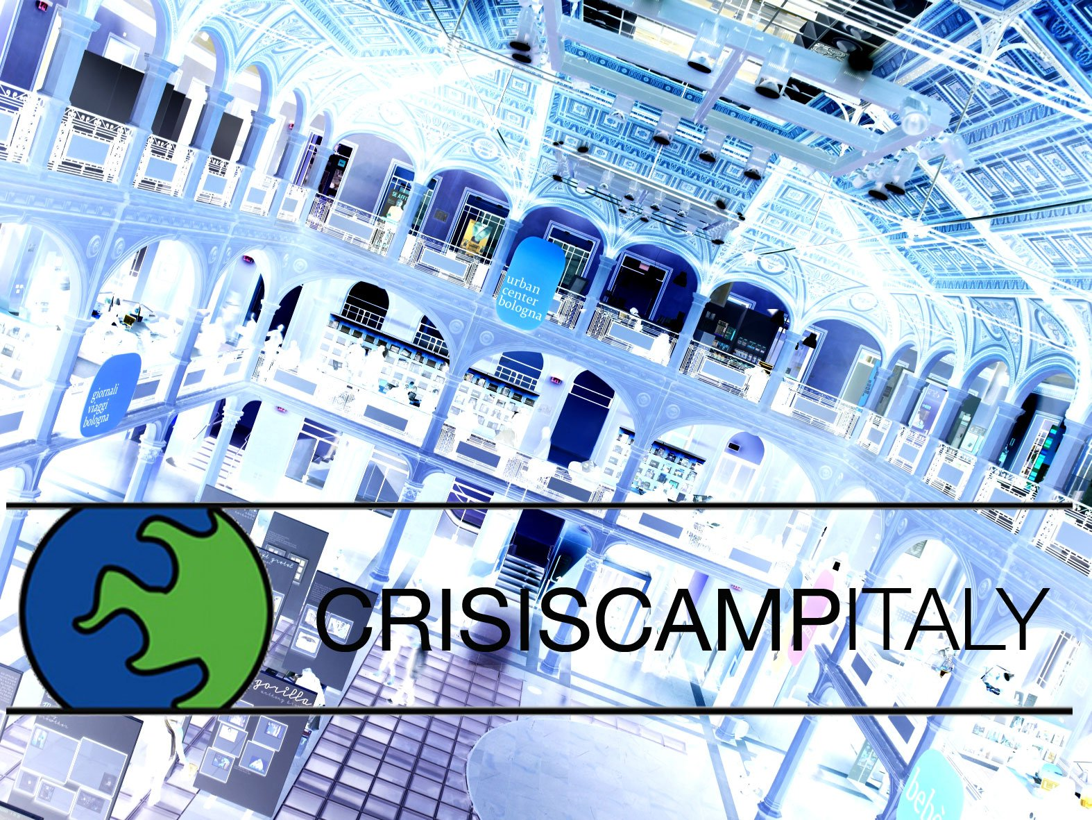 Crisis Camp Italy | #crisicampit
